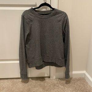 Lululemon grey pullover